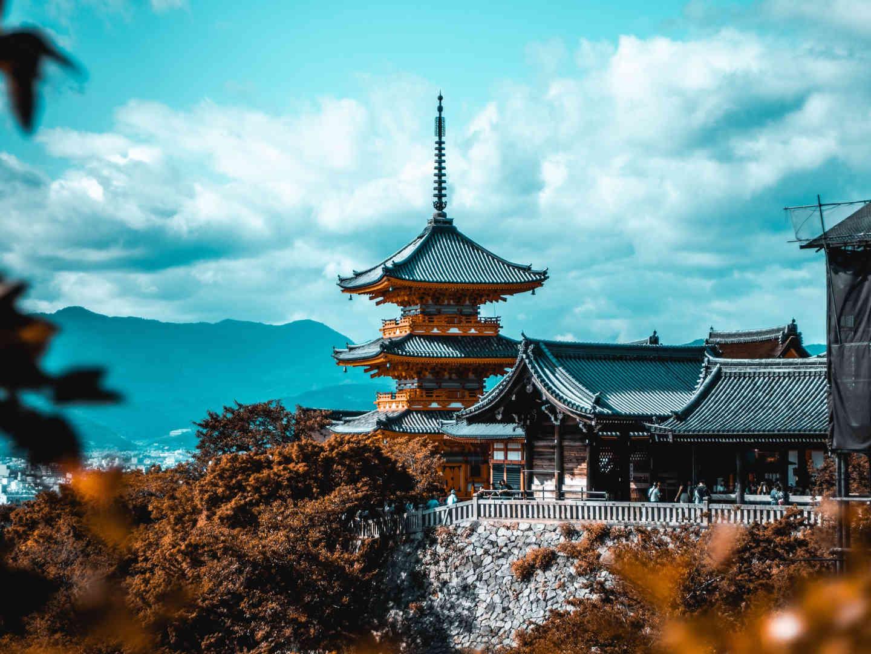 I giardini giapponesi e i Templi di Kyoto tra calma, equilibrio e armonia