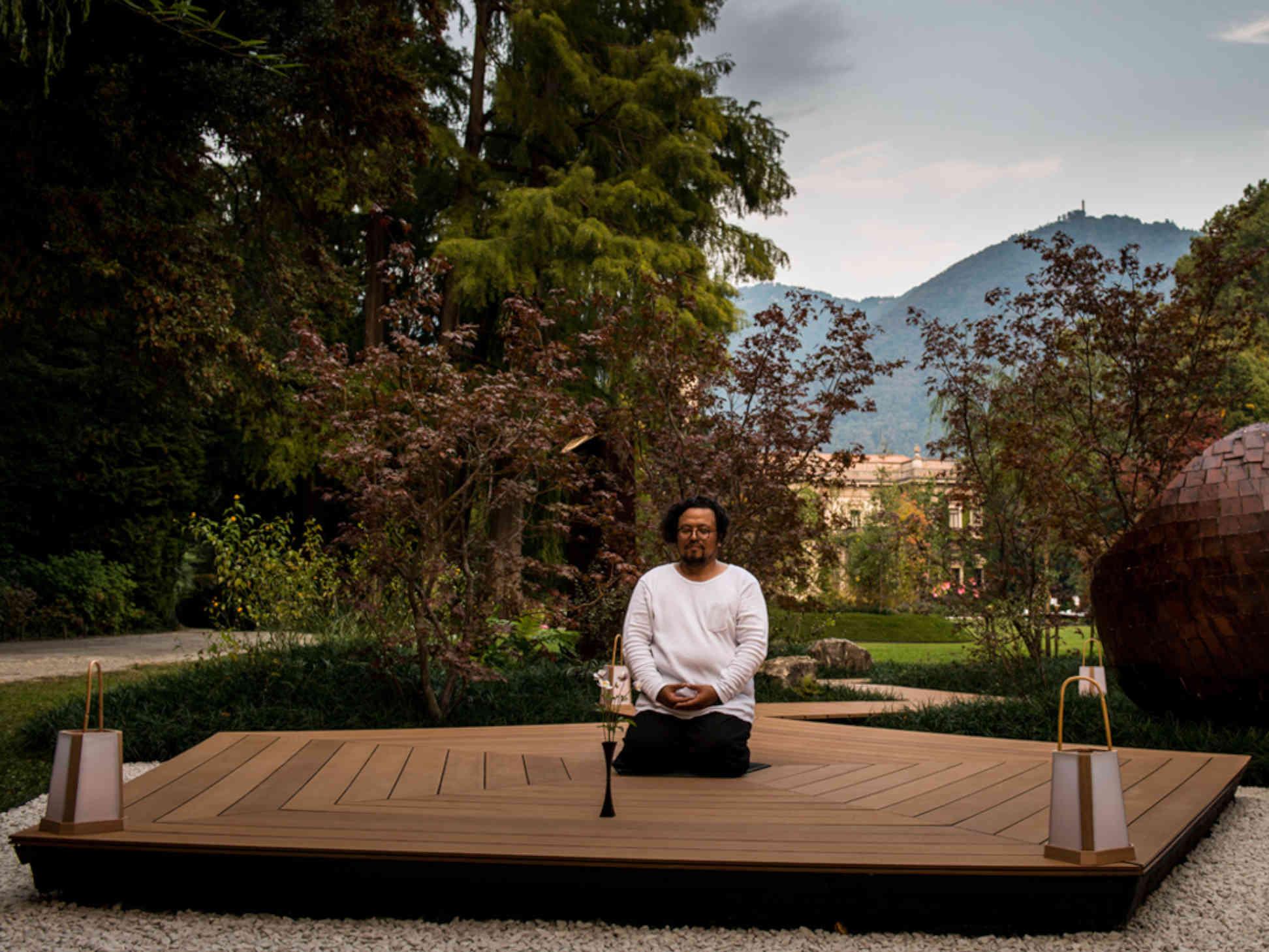 Istruzioni per una terra fantastica: l'arte del giardino secondo Satoru Tabata