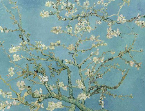 La forza di una nuova vita: Ramo di mandorlo in fiore di Van Gogh