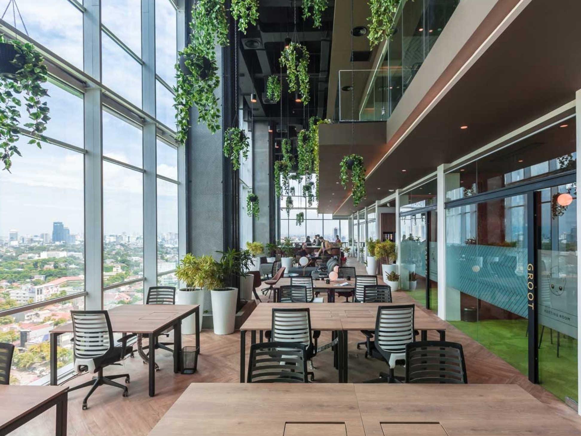 Coworking around the World: la Greenhouse di Giacarta