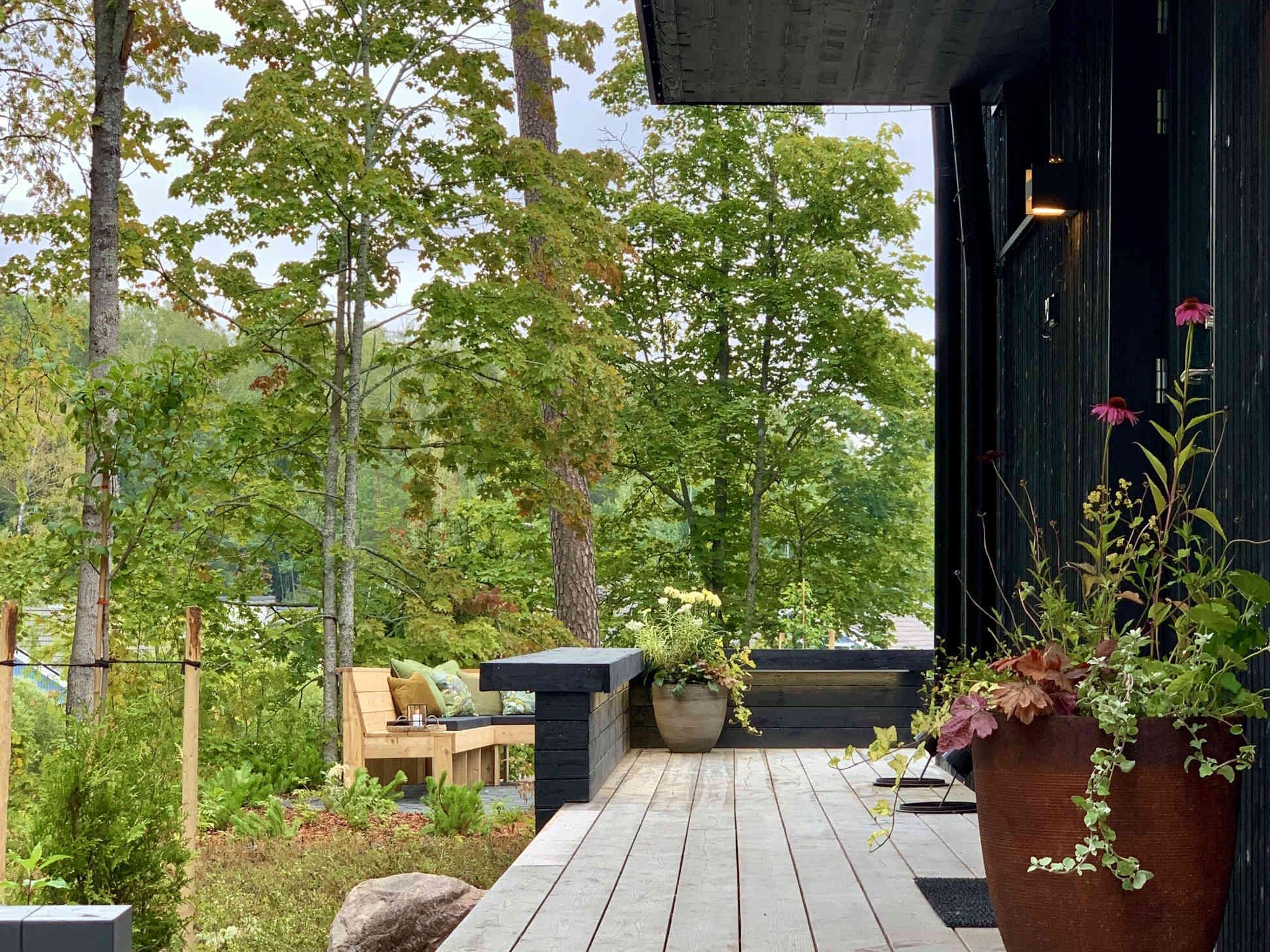 Il senso e le forme del Nordic garden design: intervista a Suvi Tuokko-Harmoinen [ESTRATTO]