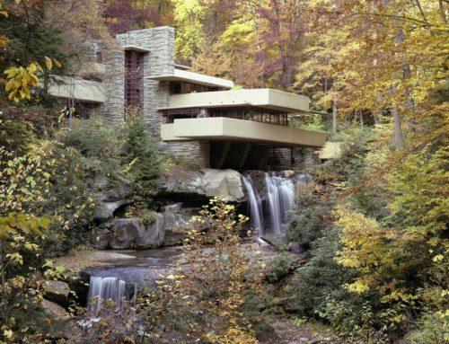 Ascoltare il magico respiro della Natura: Fallingwater, il primo esempio di architettura organica